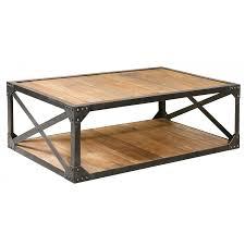 Industrial Coffee Table Coffee Tables Furniture WarkaCidercom