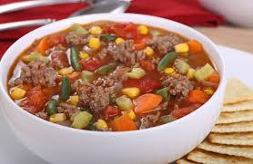 Haitian Pumpkin Soup Vegetarian by 4 Can Soup Recipes Sparkrecipes
