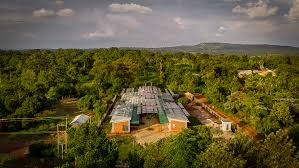 100 Mt Architects Solar Panels Cover Mount Sinai Kyabirwa Surgical Facility In