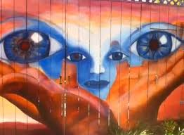Balmy Alley Murals Mission District by Balmy Alley Murals With Precita Eyes Youtube