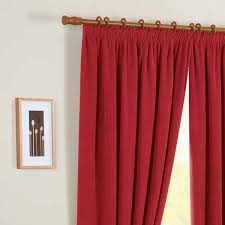 Thermal Lined Curtains Australia by Dreams U0027n U0027 Drapes Chenille Spot Thermal Pencil Pleat Lined