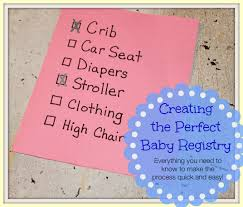 Bed Bath Beyond Baby Registry by Creating The Perfect Baby Registry It U0027s Easy At Walmart Com