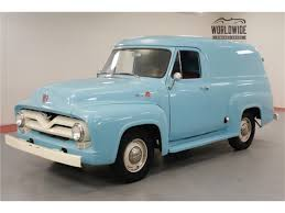 100 1955 Ford Panel Truck For Sale ClassicCarscom CC1140815