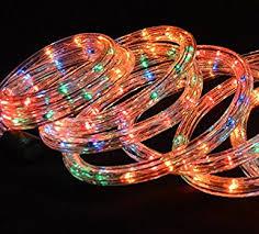 Kingfisher ROPE10M Flashing Decorative Rope Light Transparent 10