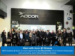 siege social accor meet with accor odyssey