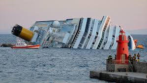 Cruise Ship Sinking Italy by Captains Uncourageous Abandoning Ship Long Seen As A Crime Npr