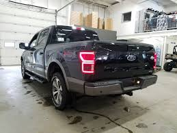 New 2018 Ford F-150 King Ranch 601A Ecoboost 4 Door Pickup In ...