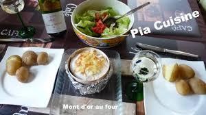 mont d or four mont d or au four le de pia cuisine