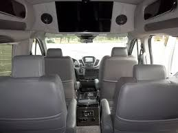Conversion Van Rental Passenger Seats