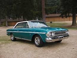 Google Image Result For Anythingaboutcars Images 1964 Rambler Classic 770