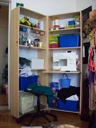 Ikea hack billy en armario plegable Ideas casa