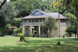 Suffolk House Neighbourhood 1920s British Colonial
