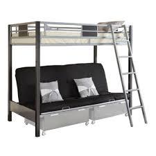 Futon Beds Walmart by Bunk Beds Full Loft Bed Futon Bunk Bed Walmart Bunk Beds With