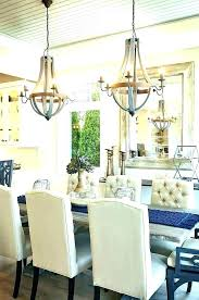 Chandelier Size Calculator Dining Room Table