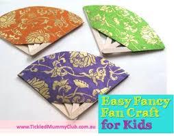 Summer Craft Ideas Tutorial Easy Fan For Kids Sage Frugal Tips