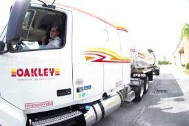 100 Truck Driver Career News OAKLEY TRANSPORT