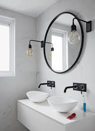 19 black and white bathroom ideas for a modern monochrome