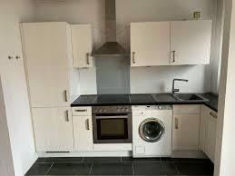 küche mit miele waschmaschine bosch spülmaschine