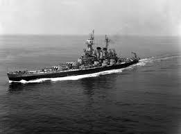 Uss Indianapolis Sinking Timeline by Uss North Carolina Bb 55 Wikipedia