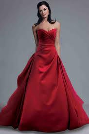 red wedding dresses spring 2013 bridal fashion week martha