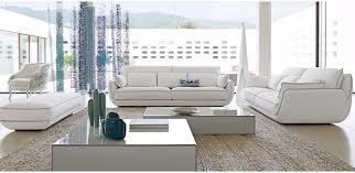 roche bobois canapé canapé contemporain en coton 2 places blanc approche by