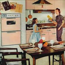 GE Kitchen Ad I Grew Up In A Pink