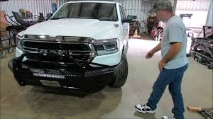 100 Replacement Truck Bumpers Frontier Front Bumper 2019 Dodge Ram 1500 Installation