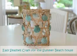 Beach Themed Bathroom Decor Diy by Craft For Nautical Beach House Decorating