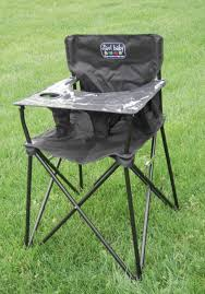100 Travel High Chair Ciao Baby Black Portable Gulf Coast Campers