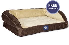 serta deluxe couch pet bed