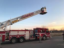 Edmonton Fire Rescue's Tweet -
