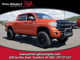Used 2016 Toyota Tundra For Sale   Russellville AR   5TFDW5F12GX561606 2012 Toyota Tundra For Sale In Kelowna 2014 Prince George Bc Serving Vanderhoof Used 2007 For Sale Selah Wa 2017 Sr5 Plus Cambridge Ontario New And Orlando Fl Automallcom 2015 Toyota Tundra Crew Max Limited Truck West Palm 2019 Russeville Ar 5tfdw5f12kx778081 2018 Muskegon Mi Kittanning 4wd Vehicles Sidney