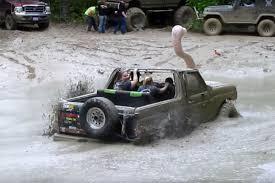 100 Snorkel Truck Watch These Swan Wheels Get Muddy