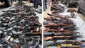 100 Holmby More Than 1000 Guns Seized At A Hills Mansion NBC Southern