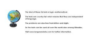 Mensa IQ test Chrome Web Store