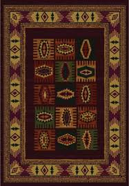 The Westwind Lodge Genesis Collection Is A Plush Rug Made Of 100 Olefin Pile Rustic Area