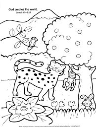 Perfect Coloring Free Bible Pages For Children New At
