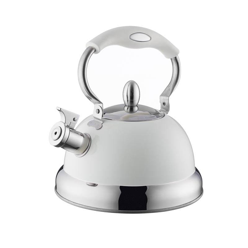 Typhoon Living Stove Top Kettle - Cream, 2.5l