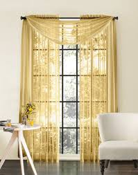 Gold And White Sheer Curtains by Cheap Cheap Sheer Panel Curtains Find Cheap Sheer Panel Curtains