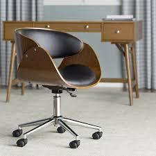 Wayfair Swivel Desk Chair by Langley Street Olmstead Desk Chair U0026 Reviews Wayfair