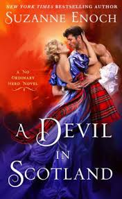 A Devil In Scotland No Ordinary Hero Novel