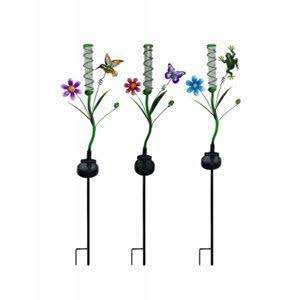 Headwind Consumer Products Four Seasons Solar Rain Gauge Light Stake - 12pk