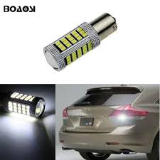 boaosi 1x new white 1156 ba15s p21w high power 2835smd led car