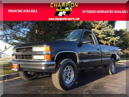 100 2000 Chevy Truck For Sale Chevrolet Silverado For ClassicCarscom CC1166607