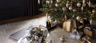 Type Of Christmas Trees Decorated In India by Christmas Ornaments Crate And Barrel
