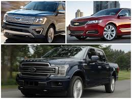 Kelley Blue Book Names Impala, F-150, And Expedition Best Buys For ...