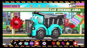 Dumpster Truck | Car Wash Game | Kids Game Play – Kids YouTube