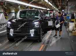 100 Scion Pickup Truck S Come Off Assembly Line G Ms Stock Photo Edit Now 1158206176