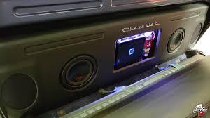 100 Truck Subwoofer Box Custom Enclosure 73 Cheyenne Next Gen Audio Video