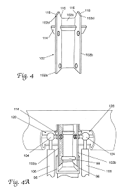 Sunquest Tanning Bed by Patent Us6802854 Modular Knock Down Tanning Bed Google Patents